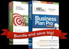 Mua trọn bộ cả 2 phần mềm Lập kế hoạch kinh doanh và kế hoạch Marketing
